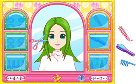jeux de coiffure pour fille