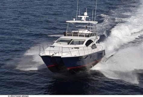 Fast Catamaran Fishing Boats by 2015 Mares Catamaran 45 Yacht Power Boat For Sale Www