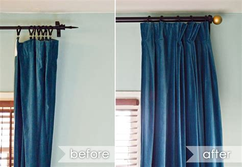 Using Curtain Clips A Different Way-what A Huge
