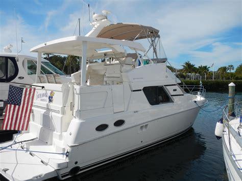 Yacht Under 100k by 2000 Silverton 392 Motor Yacht Diesel Power Power Boat For