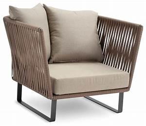 Gartenmöbel Modern Design : kettal bitta club sessel gartensessel modern outdoor gartenm bel von ~ Markanthonyermac.com Haus und Dekorationen
