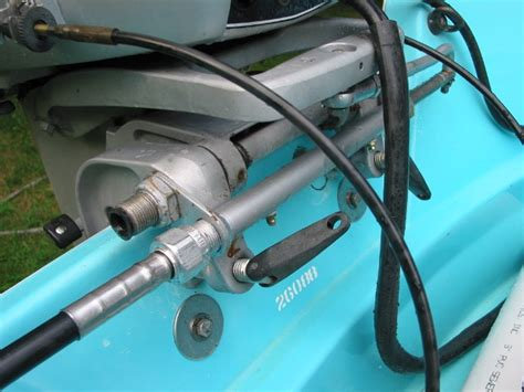 Boat Steering Cable Stuck In Tube outboard motor steering cable stuck impremedia net