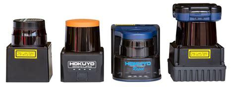 hokuyo laser range finder comparison acroname