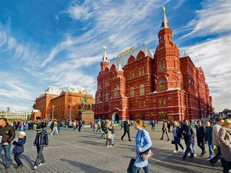 Moscow Red Square by Moscow Guide The City S Best Cathedrals Cafes And