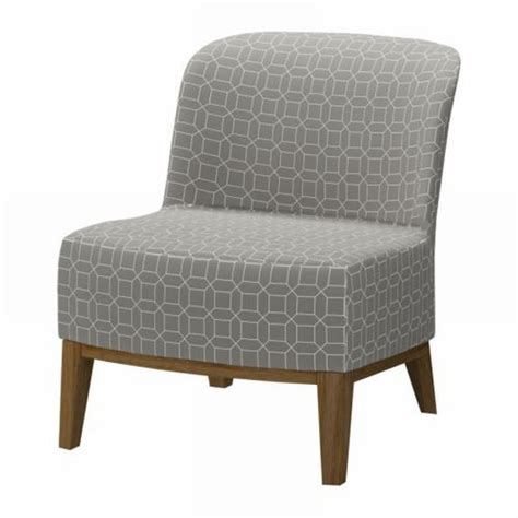 ikea stockholm easy chair slipcover cover figur beige geometric bezug housse