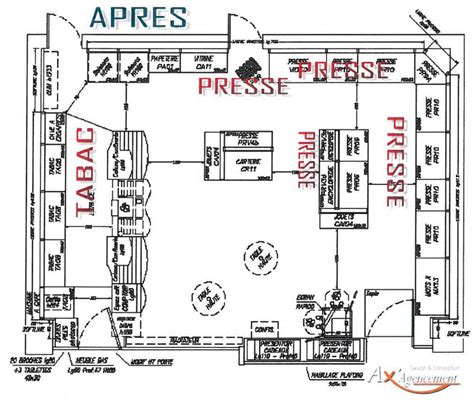 agencement tabac presse le annecy 74 ax agencement