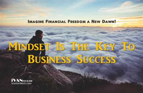 Mindset Is The Key To Business Success