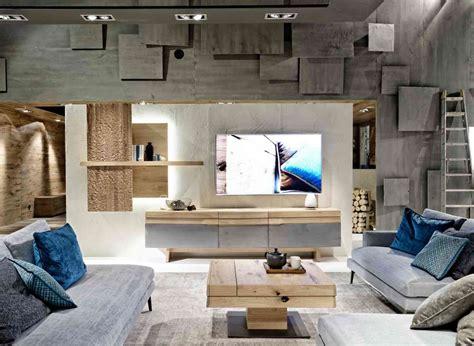 meuble tv ch 234 ne massif meuble t 233 l 233 ch 234 ne clair design avec fa 231 ade galb 233 e