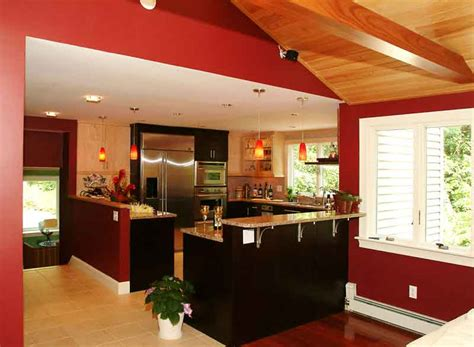 Refreshing Your Kitchen Cabinet Paint Colors Kitchen Camper Floor Plans American Barn House Tuscan Style Open Layout One Story Design Your Own Home Plan Hatfield With Mother In Law Apartments Contemporary