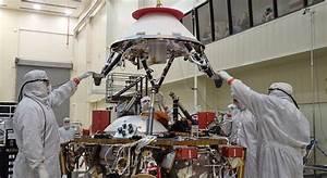 News   NASA Begins Testing Mars Lander for Next Mission to ...
