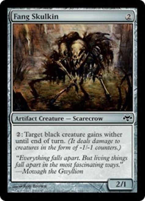 fang skulkin eventide gatherer magic the gathering