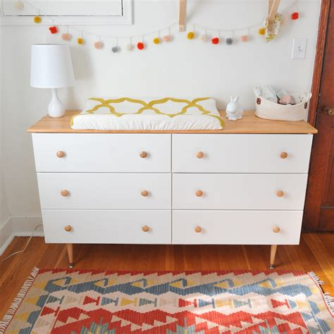 ikea tarva 6 drawer dresser assembly a new bloom diy and craft projects home interiors