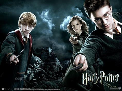 harry potter and the order of the wallpapers hd wallpapers