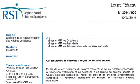 modele lettre non adhesion mutuelle document