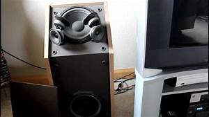 Bose 601 Series III Overview/Short Demo - YouTube
