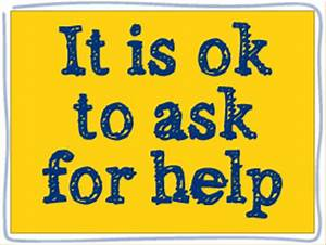 Knowing when to seek help - Your Mind Matters