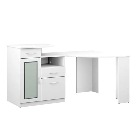 bush vantage corner home office computer desk in white hm66115a 03
