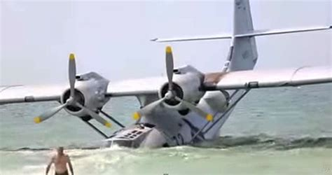 Flying Boat Movie by Vintage Catalina Flying Boat In Nic Cage Film Partially