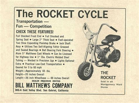 17 Best Images About Vintage Mini Bikes On Pinterest