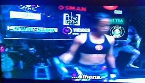 Downbelow Proud to Support MMA Female Pro Ann Athena Osman ...