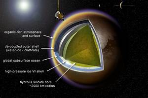 Picture Emerging Of Saturn Moon Titan's Seasonal Changes ...