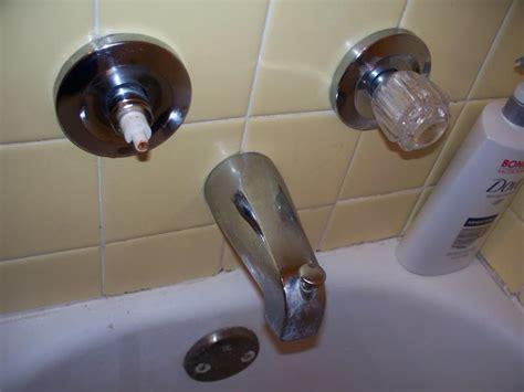leaky bathtub faucet repair home interior design