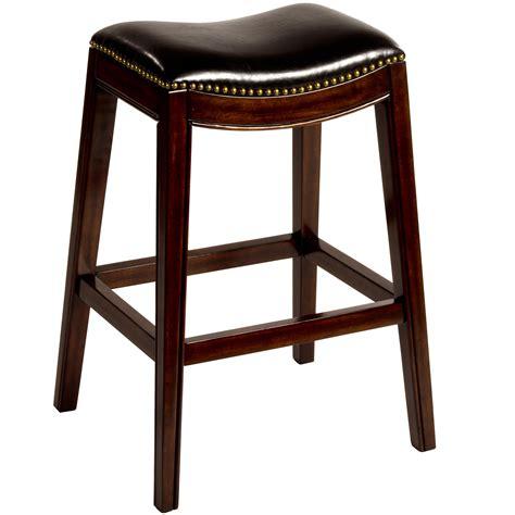 bar stools furniture hillsdale backless bar stools 30 quot sorella saddle backless