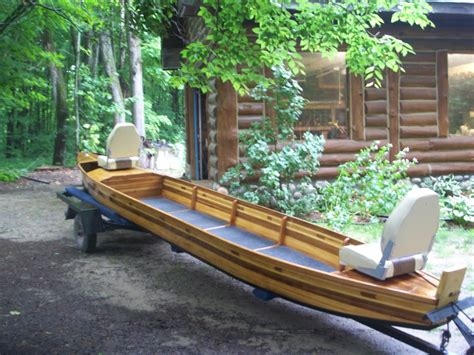 Au Sable River Boat by Drift Boat Raft Or Ausable Boat Michigan Sportsman