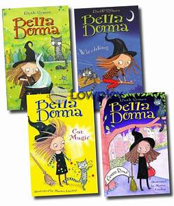 Bella Donna Children's Story Collection Ruth Symes 4 Books ...