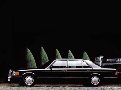 Mercedes-benz S-class W126 Photos