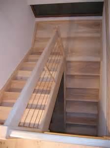 06 01 escalier deux quart tournant avec palier 171 espace