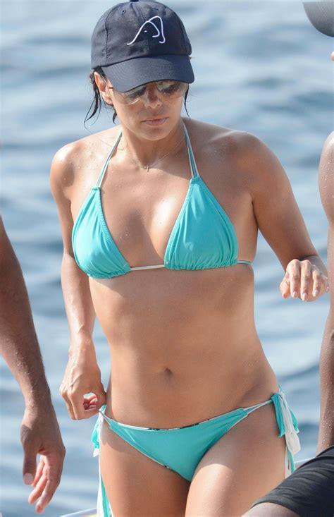 Parker Hot Boats by Eva Longoria In Bikini At A Boat In Capri 07132015 10 Fabzz