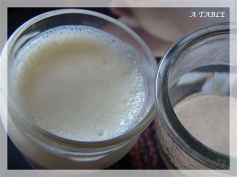 yaourt maison avec 0 de matiere grasse a l agar agar recette