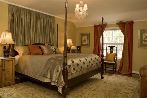 Stylish And Practical Traditional Bedroom Designs