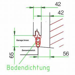 Estrich Im Außenbereich : bergang garagentordichtung bauforum auf ~ Markanthonyermac.com Haus und Dekorationen