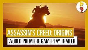 Assassin's Creed: Origins - World Premiere Gameplay ...