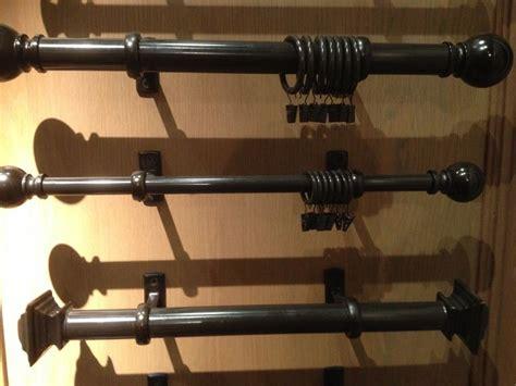 curtain rod bronze metal restoration hardware mid
