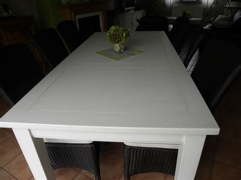table salle 224 manger blanche gilles martel