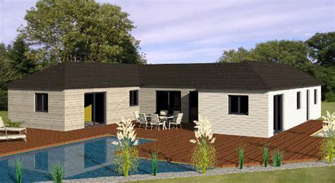 modele maison elodie becokit maisons ossature bois