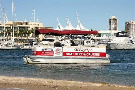 Barbie Boat Hire Gold Coast by Mirage Boat Hire Main Beach 2018 All You Need To Know
