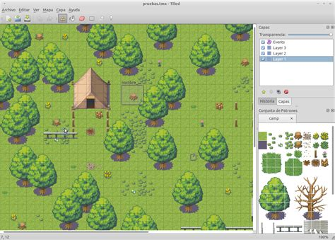 tiled map editor el editor de mapas libre raz 243 n artificial