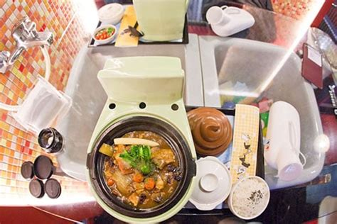 Modern Toilet Taipei Restaurant Review
