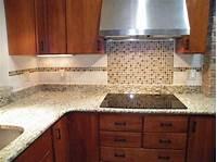 backsplash tile designs 25 Glass Tile Backsplash Design Pictures for Kitchen 2018 ...
