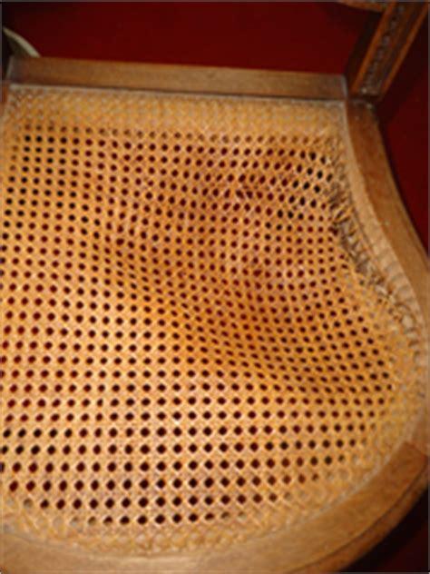 comment reparer le cannage d une chaise