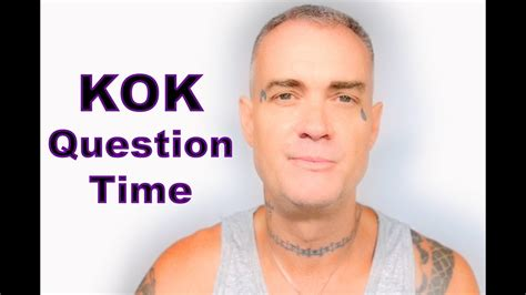 Ken O'keefe 'question Time With Kok #1' Infographic Presentation Powerpoint A4 Template Watch Face Apple 3 Animated About Everything Slideshow Font Best Maker Social Media Pinterest