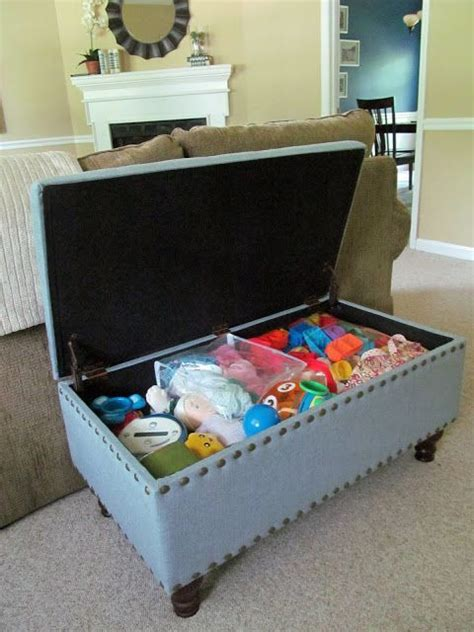 7 Of The Best Living Room Toy Storage Ideas