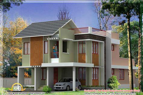 Home Decor 3d Models : 5 Kerala Style House 3d Models