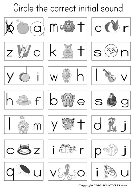 Kidstv123com  Phonics Worksheets  Classroomreading & Phonics  Pinterest Phonics