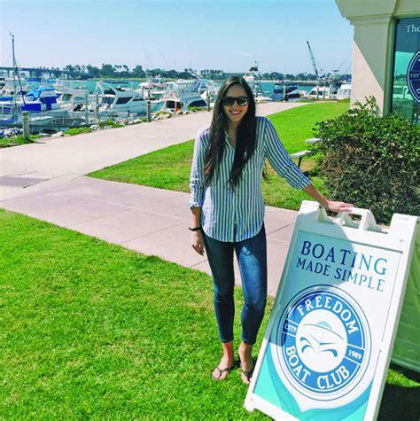Freedom Boat Club San Diego Cost by San Diego Community News Group