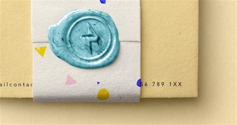 Mini Envelope Psd Mockup